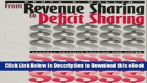 eBook Free From Revenue Sharing to Deficit Sharing: General Revenue Sharing and Cities (American