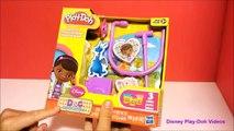 3 Minute Version - Disney Play Doh SPARKLES BUTTERFLIES - Create a butterfly & flower in 3