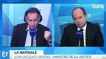 """Jean-Jacques Urvoas  : """"Je soutiens Benoît Hamon même si je ne suis pas d'accord avec toutes ses propositions"""""""