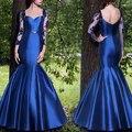 Nouvelle Robe Bleue Magnifique
