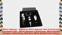 Wine OpenerWBSEos Wine Opener Set Corkscrew Accessory Kit  Wine Opener Corkscrew Wine a09c4856
