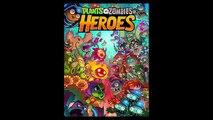 NEW ZOMBIE DISCO BOSS! | Plants Vs Zombies Heroes Gameplay Walkthrough Part 6 (PvZ Heroes