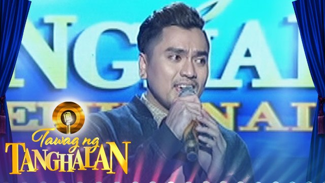 Tawag ng Tanghalan: Jex De Castro | Say That You Love Me (Round 5 Semifinals)