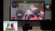 Pole Lap Onboard - F1 2013 Round 07 - GP Canada (Montreal) Sebastian Vettel