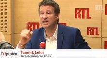 Yannick Jadot : «Si Jean-Luc Mélenchon nous rejoint, on gagne la Présidentielle»