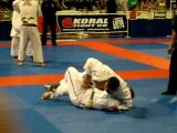 BJJ World Championships Novice 1st round