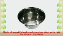 812 X 812 Inch Stainless Steel Ice Bucket With Rings On The Sides 843d13da
