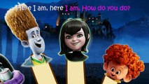 Hotel Transylvania 2 Finger Family Nursery Rhymes Lyrics