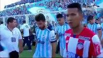 Copa Libertadores 2017: Espectacular recibimiento a Atlético Tuc.vs Junior