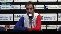 """ATP - Open 13 Provence 2017 - Gasquet : """"On a jamais bien joué l'un contre l'autre avec Gaël Monfils"""