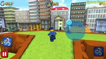 LEGO Police. Police Car. Cartoon about LEGO | LEGO Game My City 2 | LEGO Game NEW Update A