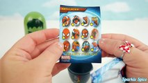 The Avengers Stacking Cups Surprise Baby Toys Disney Captain America, Hulk, Iron Man Marve