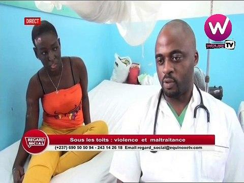 """Reportage exclusif de la semaine - La jeune mère """"repassée"""" au Cameroun"""