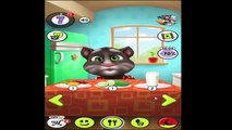 My Talking Tom #3 play Hit the Road with My Talking Angela + Cake Tower + Tom Run game