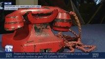 Le téléphone rouge d'Hitler vendu aux enchères - ZAPPING ACTU HEBDO DU 25/02/2017