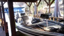 Boat Lift Inspection by HK Inspections, Longview, Texas | (903) 485-7000 | Call Us!