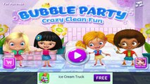 La burbuja de Fiesta Loca de Diversión Limpia , Tabtale Juegos para los Niños | Android, iOS Juego de la Película Para C