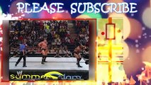 WWE Brock Lesnar vs The Rock _ MOST BRUTAL FIGHT _ The Rock almost died (Full Match)