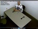 Ce prisonnier s'évade en enlevant ses menottes dans la salle interrogatoire