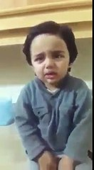 Video of this cute kid will make you smile!