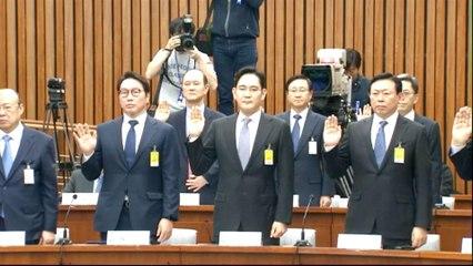 Samsung scandal : Two senior executives offer to resign