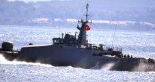 Yunan Savaş Gemisi, Türk Gemisini Görünce Kaçtı