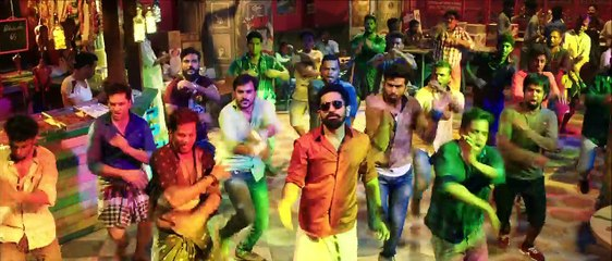 Yem Mela Kai Vachaa Gaali Yaman Video Song   Yaman   Vijay Antony   Miya George   Jeeva Sankar