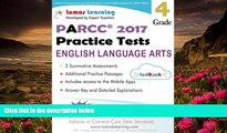 READ book Common Core Assessments and Online Workbooks: Grade 4 Language Arts and Literacy, PARCC