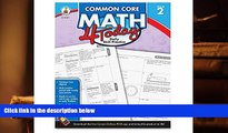 READ book Carson Dellosa Common Core 4 Today Workbook, Math, Grade 2, 96 Pages (CDP104591) Erin