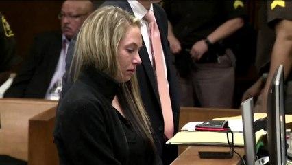 Deux personnes virées du tribunal lors dune rendue de sentence parce qu'ils etaient mort de rire