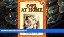 READ book Owl At Home (Turtleback School   Library Binding Edition) (I Can Read Books: Level 2)