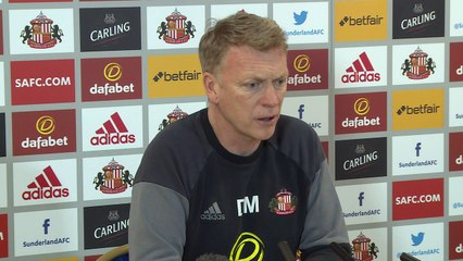 David Moyes: It's a disappointing day for managers