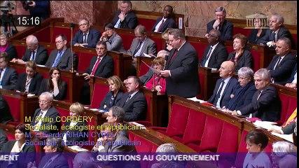 Question au gouvernement - Mission d'information sur les suites du référendum britannique et le suivi des négociations