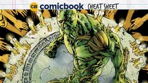 ComicBook Cheat Sheet: Swamp Thing