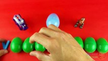 Kinder Surprise   Disney Cars Surprise Egg Learn A Word! Spelling Valentines Words! Lesso