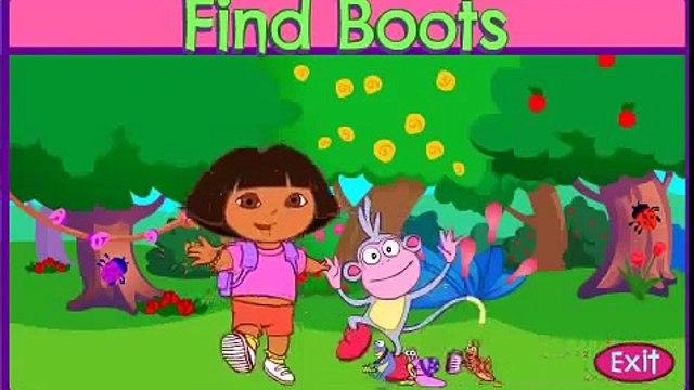 DORA find Boots Dora & Diego Dora lExploratrice Dora the Explorer full episodes ♛♛۩۞۩❤♚