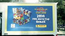 UNBOXING BOOSTER BOX (70 packs!) ADRENALYN XL new FIFA WORLD CUP trading cards panini