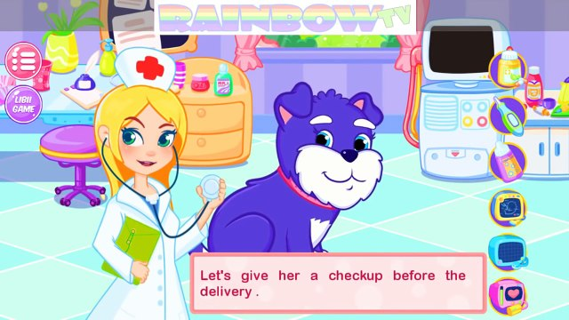 Animal Doctor Care Puppies Need YOUR HELP Care of Pets A Pregnant Dog Care Kids Game App
