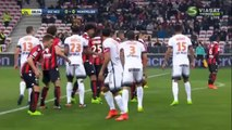 All Goals & highlights HD - Nice 2-1 Montpellier - Les Buts - 22.02.2017 u1d34u1d30