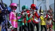 Tokumei Sentai Go-Busters vs. Kaizoku Sentai Gokaiger: The Movie Trailer
