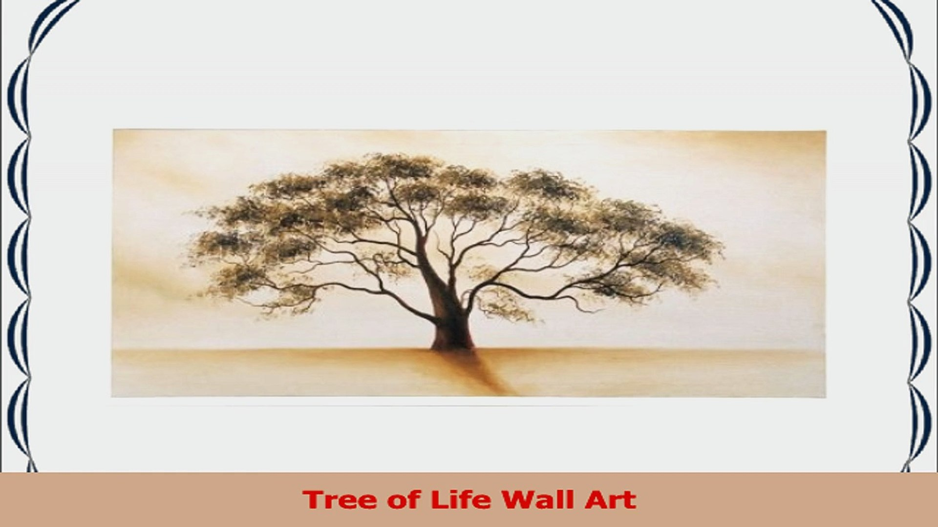 Large Tree Yellow Leaves Nature Canvas Wall Art Picture Print 76cmx50cm