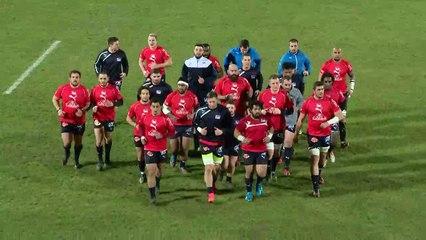 J22 Résumé Stade Aurillacois - US Carcassonne - PRO D2 - Saison 2016-2017