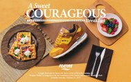 """Feature x Saucony Courageous """"Belgian Waffle"""" Sneaker Review On Feet With Dj Delz"""
