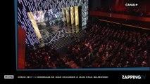 César 2017 : Le bel hommage de Jean Dujardin à Jean-Paul Belmondo