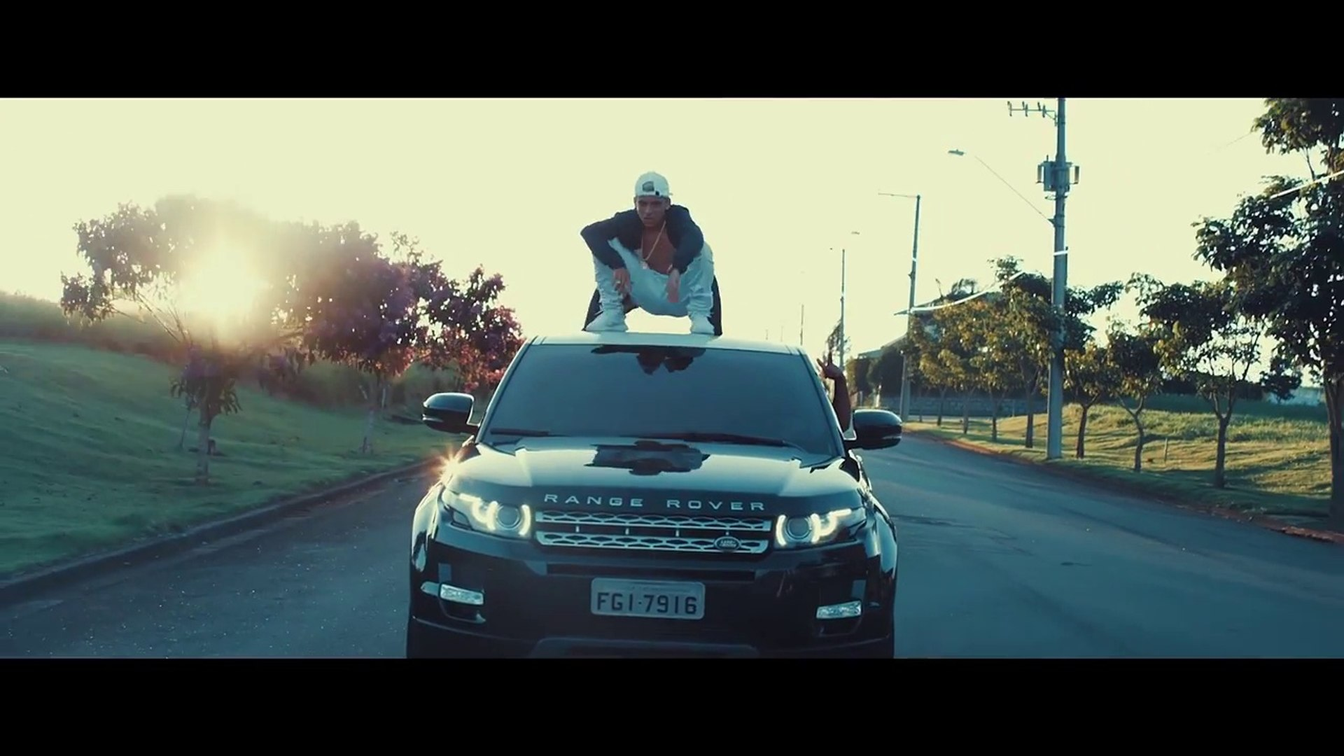 MC Pedrinho feat MC Davi - Evoque Azul (Video Clipe)