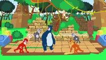 Le Livre de la jungle _ 1 Conte   4 comptines et chansons  _ dessins animés en français-HsebnROWc9E
