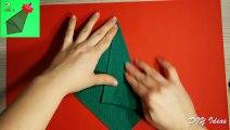 New DIY Christmas tree . Easy paper Christmas tree 2