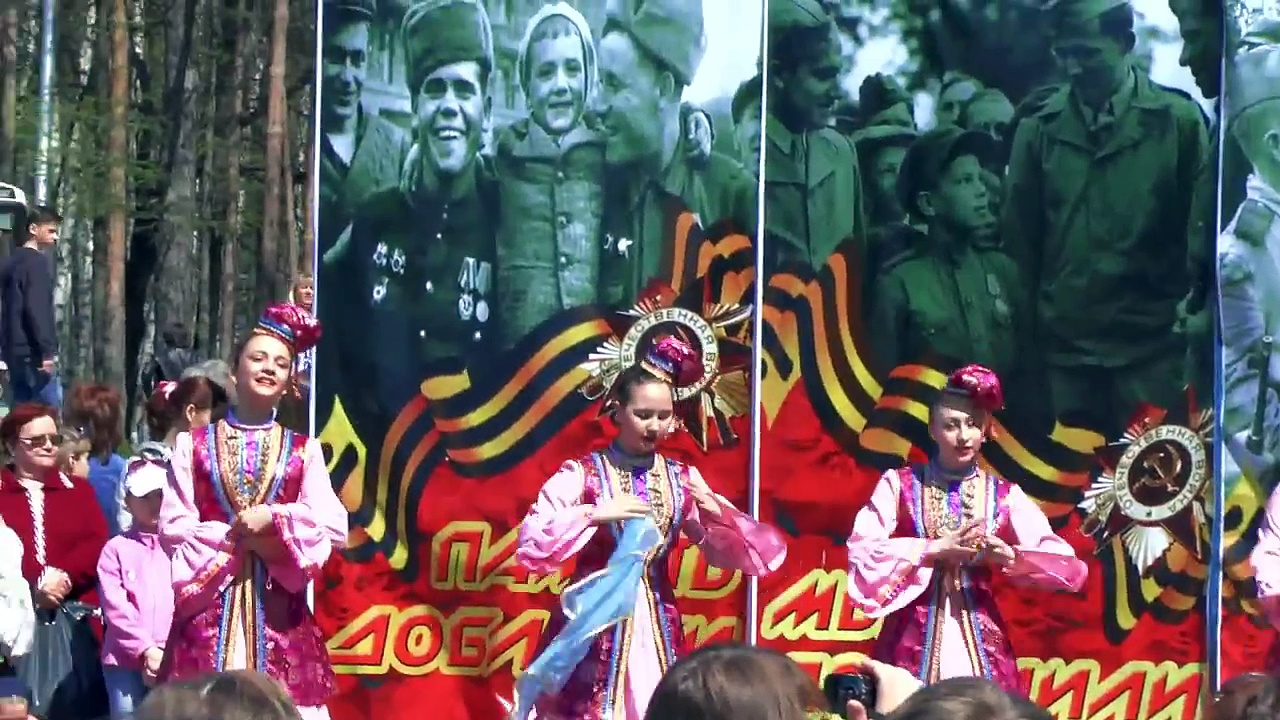Popular Moscow Victory Parade of 1945 & Victory Day videos