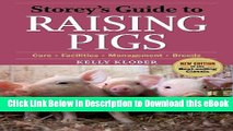 Facilities Management 3rd Edition: Care Storeys Guide to Raising Pigs Breeds