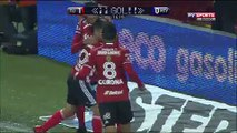 XOLOS DE TIJUANA VS RAYADOS DE MONTERREY 2 – 0, Jornada 8 clausura 2017 LIGA MX